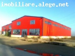 Berceni Popesti Leordeni, hala constructie noua, 2000 mp, inaltime 8 m, birouri 500 mp, teren 10.000