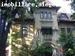 de vanzare vila interbelica 10 camere in zona Dorobanti Capitale