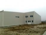 Centura Popesti, hala constructie noua, 1280 mp, inaltime 6 m, birouri 200 mp, platforma betonata 15