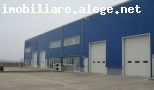 Militari A1 Business Park, hala noua in parc logistic, 500 mp, inaltime 9 m, birouri 200 mp