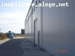 de inchiriat hala industriala 1000 mp + birouri 150 mp in zona Centura Odai